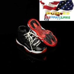"1/6 Shoes basketball Sneakers HOLLOW for 12"" Hot Toys PHICEN"