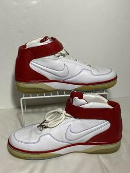 Nike Air Force 25 RARE TAGS Basketball Shoes 315015-111 US S