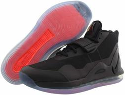 air force max black anthracite basketball shoes