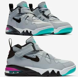 Nike Air Force Max CB Mens Basketball Shoes Wolf Grey Black