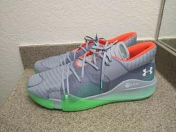 Under Armour Anatomix Spawn Basketball Shoes Mens Size 20
