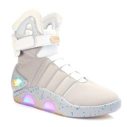 BACK TO THE FUTURE WARRIOR Athletic Basketball Spoert Casual