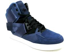 Adidas C-10 Mens Shoes C75338 Basketball Sneakers Leather Bl