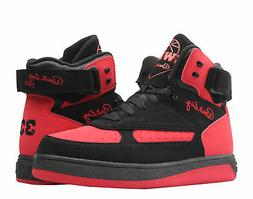 Ewing Athletics Ewing Orion Black/Red Men's Basketball Shoes