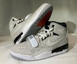 "Jordan Legacy 312 ""Flip"" Cement Basketball Shoes Size 8.5"