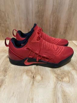 Nike Kobe AD NXT University Basketball Shoes Red Black  Mens