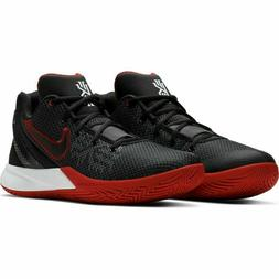 Nike Kyrie Flytrap II Basketball Shoes Black Red BRED AO4436