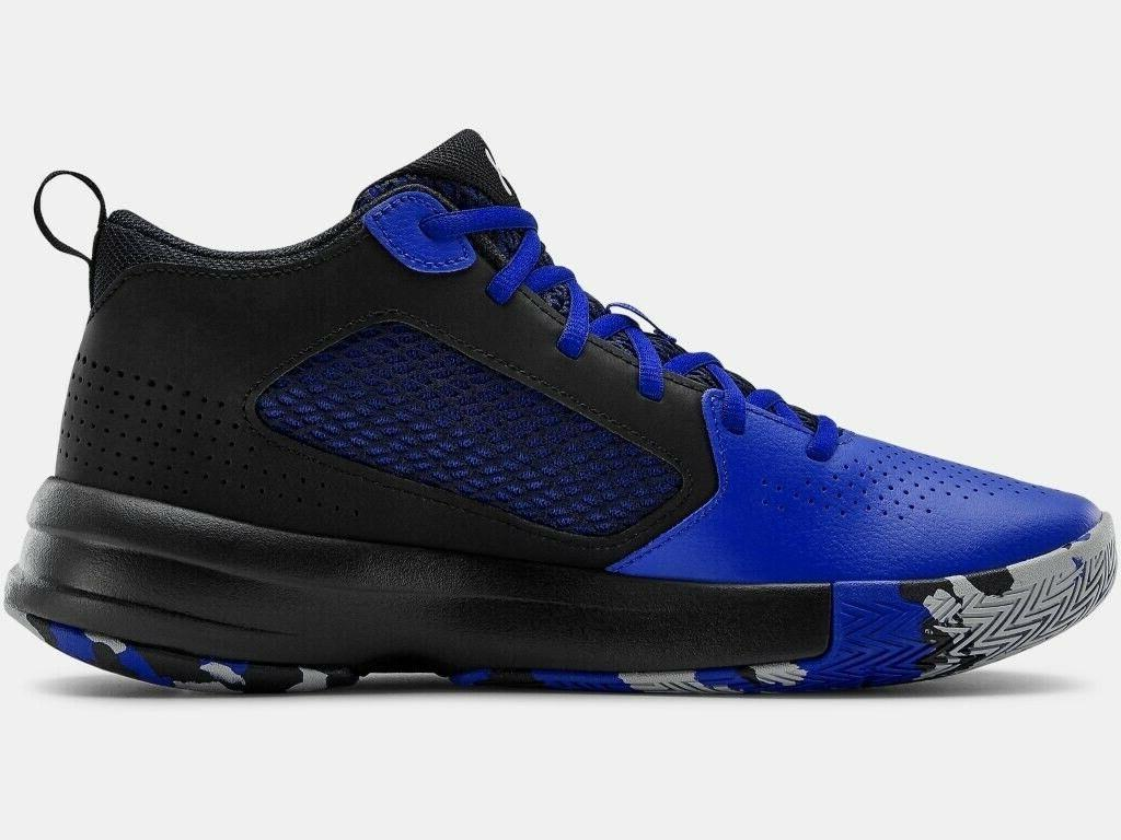 2020 Under UA Lockdown 5 Blue Curry Style Shoes