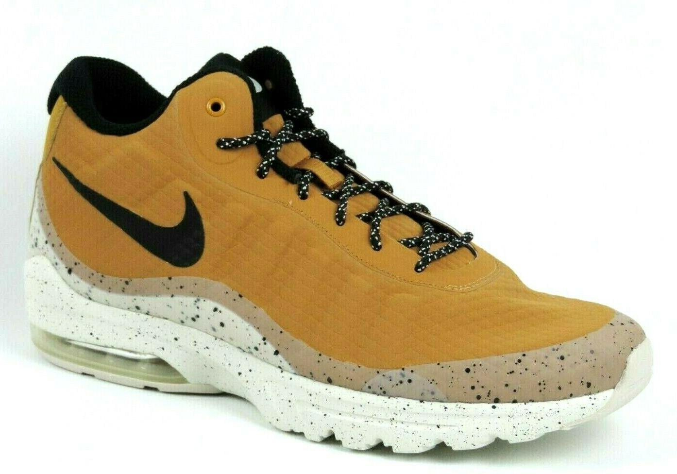 Nike Max Mid Shoes Basketball Wheat