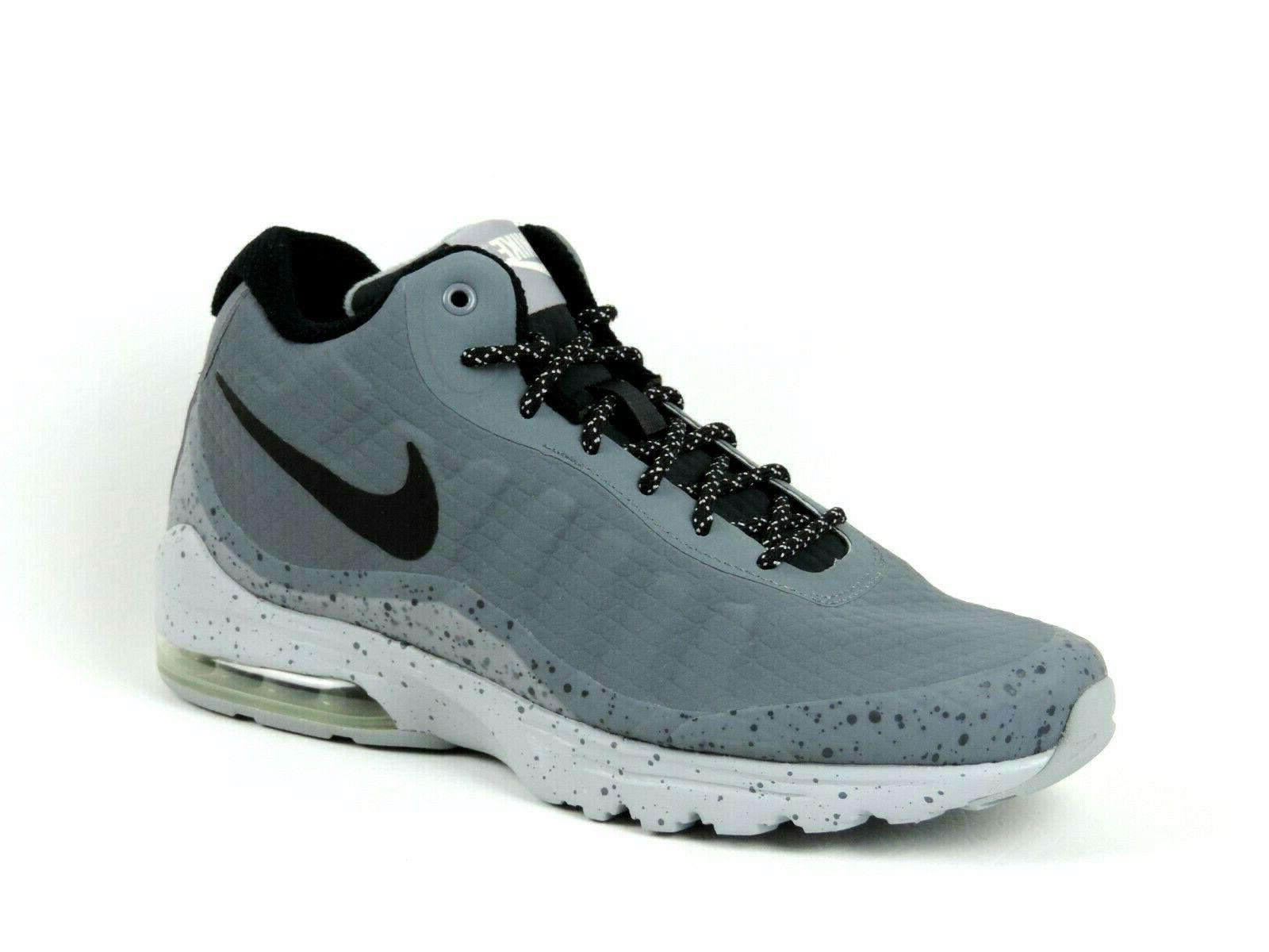 Nike Max Invigor Mid Shoes Black