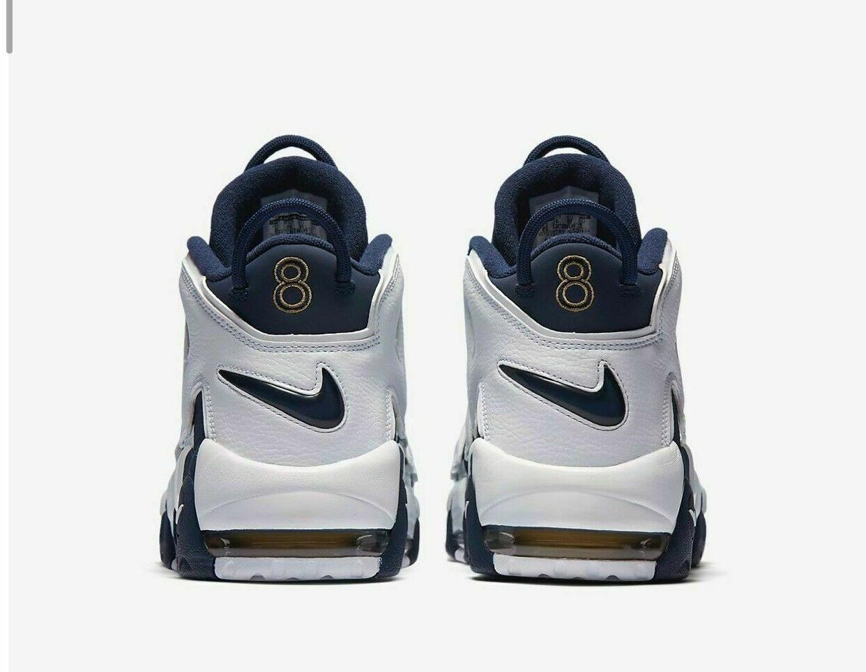 Olympic Basketball Shoes Navy Men's