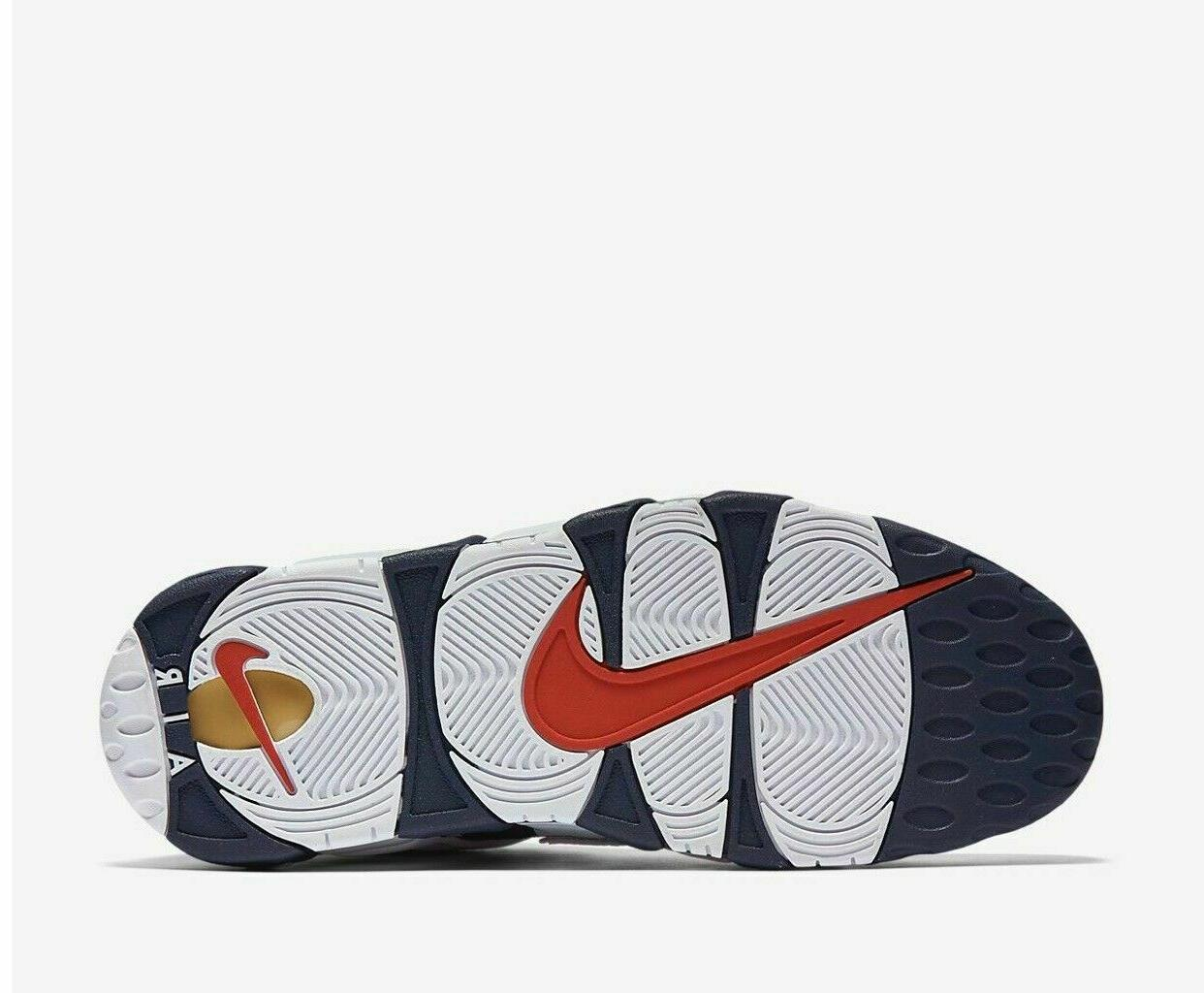 Nike More Olympic Shoes Navy 414962-104