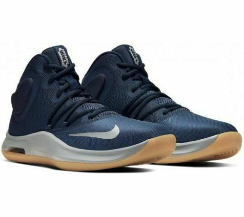 air versitile iv basketball shoes navy blue