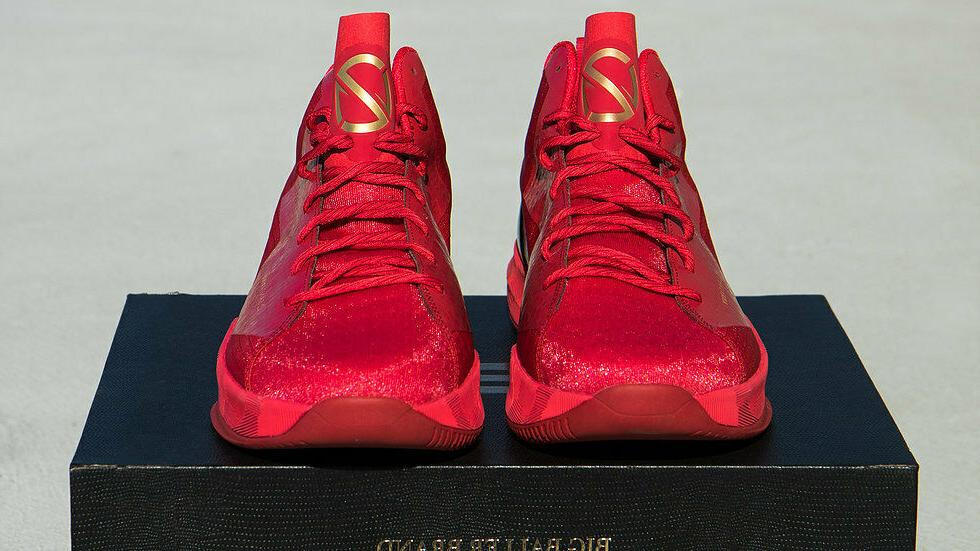 bbb zo2 triple red basketball shoes 2