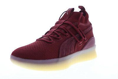 clyde court def jam 19338501 mens red