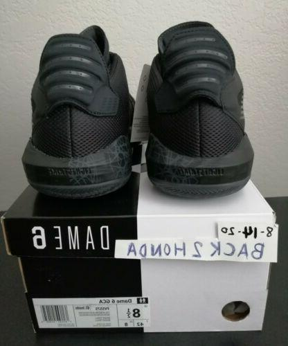 Lights Out Basketball Men's Size 8.5