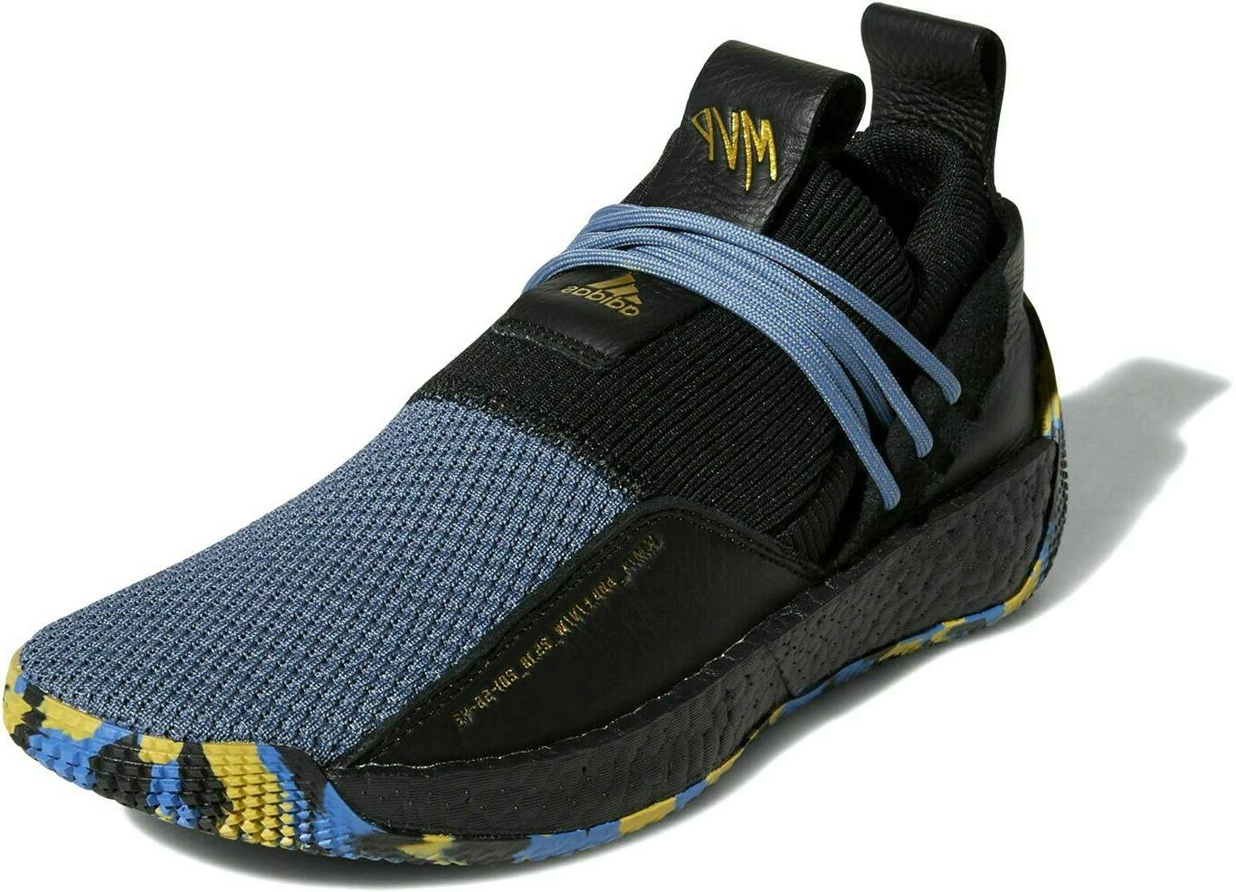 Adidas James Harden 2 LS Shoes F36840