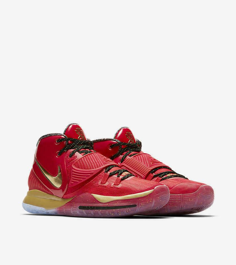 kyrie 6 all star trophies basketball shoes