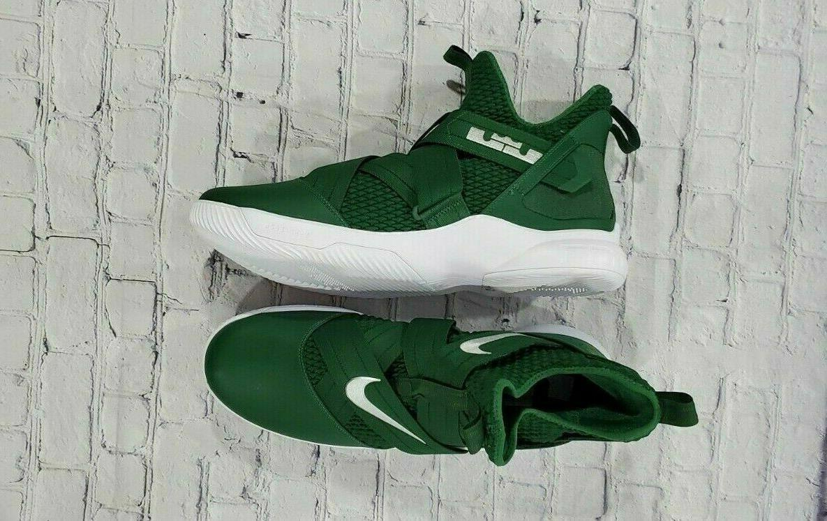 🏀 Nike SOLDIER TB Basketball Shoe AT3872-302 Green 18