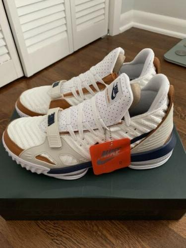 lebron james xvi basketball shoes 12 white