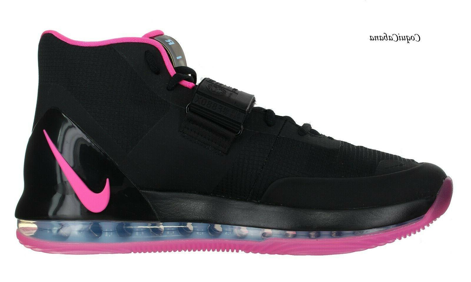 men s air force max black pink