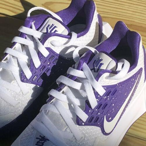 NEW Nike 2 Basketball Shoes Size 6Y/ 7.5 Women CN9827-102