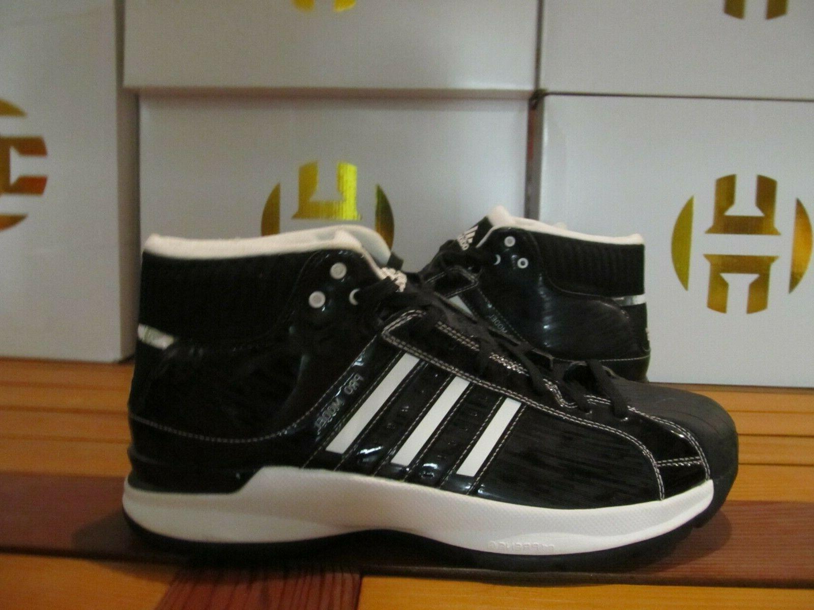 Model 08 Black PATENT LEATHER Basketball