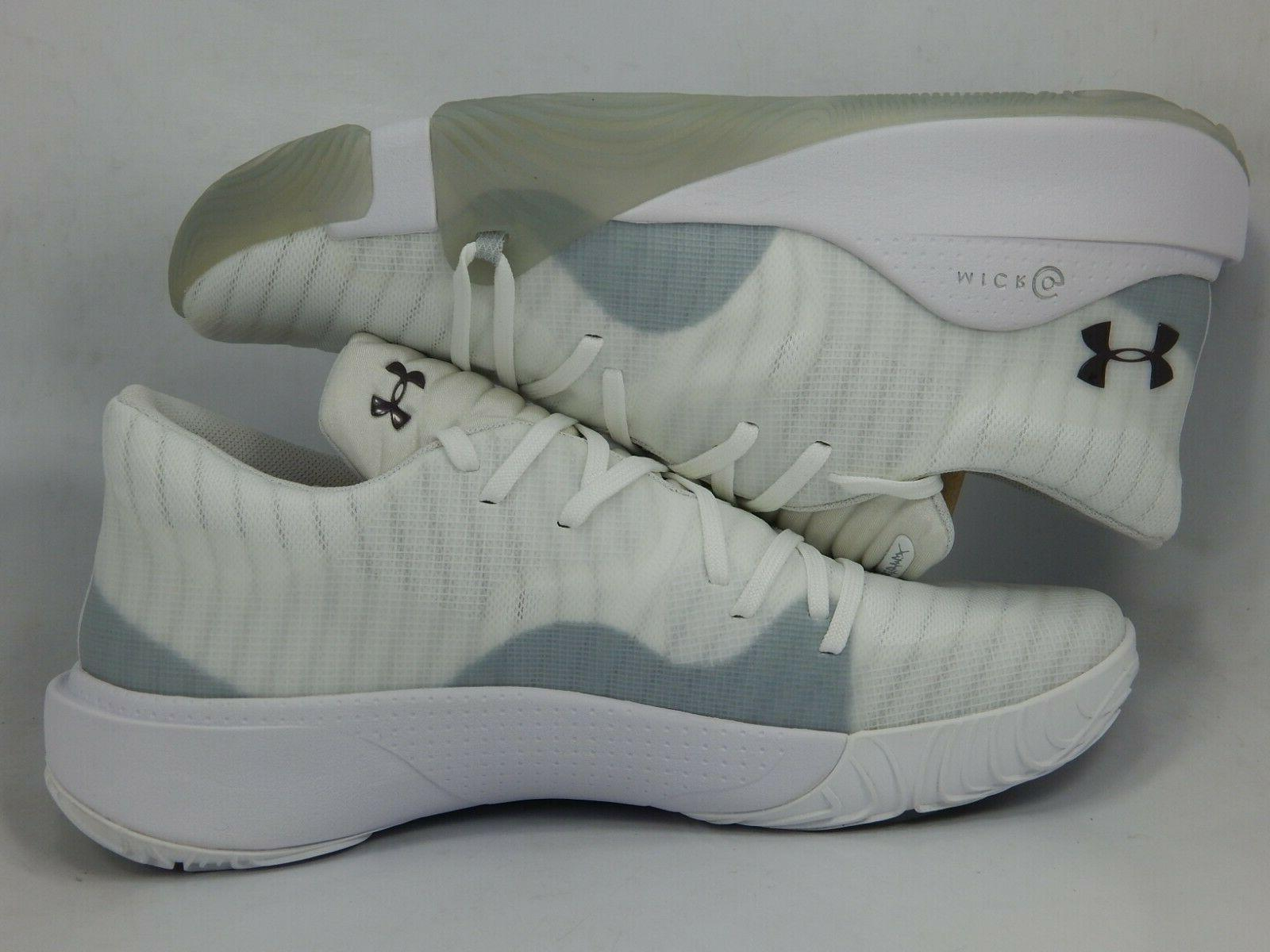 Under Spawn Low 11 Men's Basketball Shoes