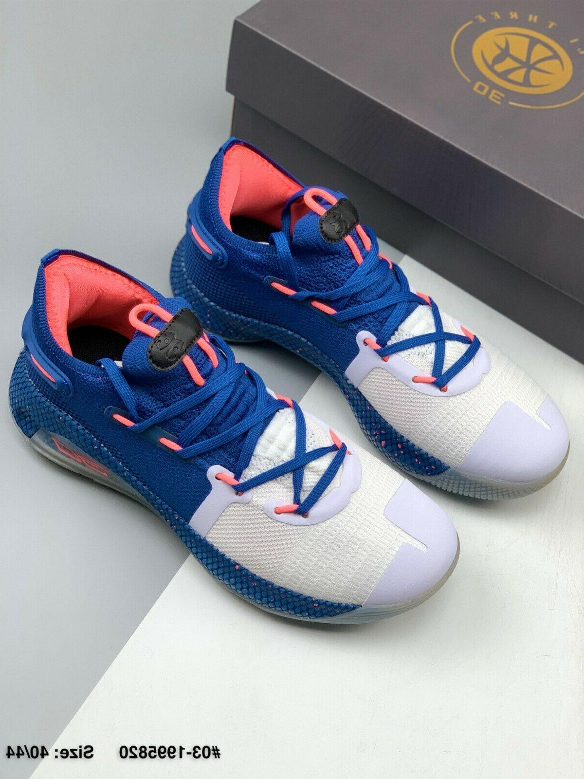 Under 6th basketball shoes