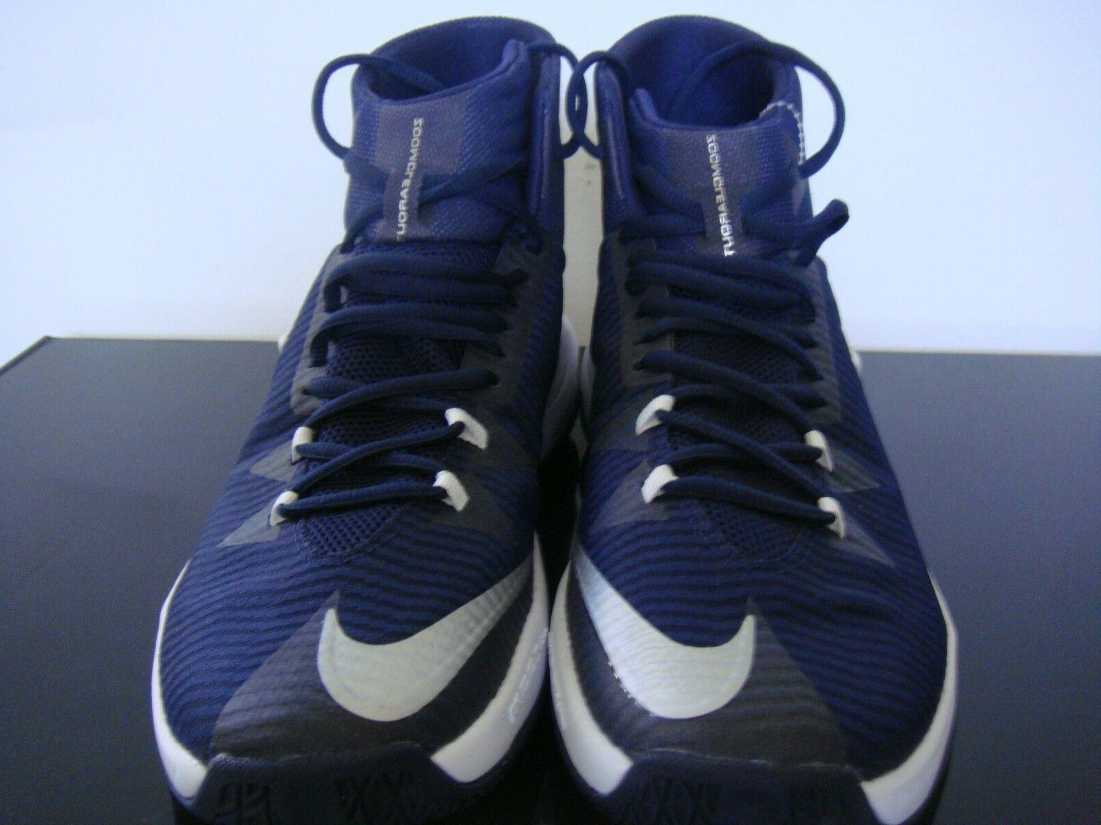 NIKE ZOOM TB SHOES SIZE 11.5 856486-442