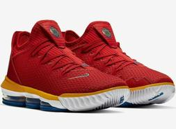 lebron 16 low red superbron super bron