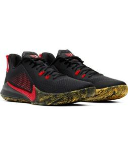 Mamba Fury Basketball Shoes Black Red Yellow CK2087 002 Kobe