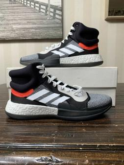 Adidas Marquee Boost Men's Basketball Shoes Grey Black BB782