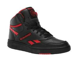 Reebok Men's BB 4600 Basketball Shoes EH3332 - Black/Red