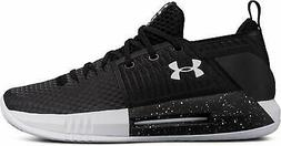 Under Armour Men's Drive 4 Low Lace-Up Basketball Shoes Blac