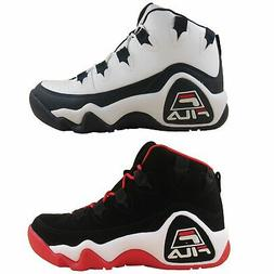 Fila Men's Grant Hill 1 95 Classic Athletic Basketball Shoes