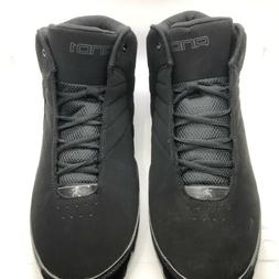 AND1 Mens Rocket 3.0 D1051MBB Black Basketball Shoes Size US