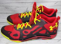 UNDER ARMOUR MICRO G ANATOMIX II SPAWN LOW MEN'S BASKETBALL