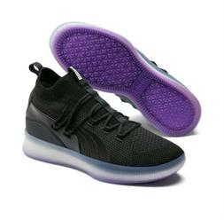 New Puma Clyde Court Disrupt Canvas Mens Basketball  Shoes B