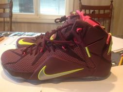 NEW Nike Lebron Collection Basketball men's 10.5 Shoes Merlo