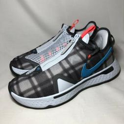 New NIKE PG4 Basketball Shoes Sneaker CD5079-002 Plaid Grey