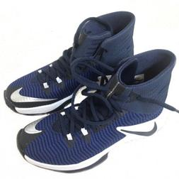 Nike NWOT Zoomclearout Hightop Basketball Shoes Size 4.5