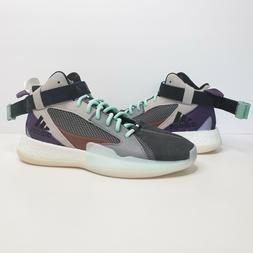 Adidas Posterize Boost Basketball Shoes Mens Size 10 US Carb
