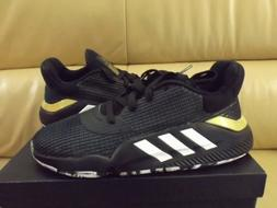 Adidas Pro Bounce 2019 Low Men's Size 12 Shoes Black White G