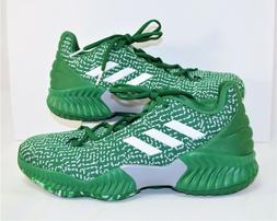 Adidas Pro Bounce Low 2018 PE Jaylen Brown Basketball Shoes