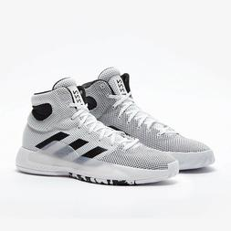 ADIDAS PRO BOUNCE MADNESS BLACK/WHITE HIGH TOP BASKETBALL SH