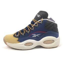 Reebok Question Mid Dress Code Mens 8 Iverson Basketball Sho