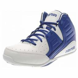 AND1 Rocket 4.0 Mid  Casual Basketball  Shoes - White - Mens