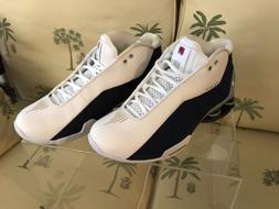 *SALE PRICE!!!* Nike Air Jordan SHOX BB4 HOH Size 8, Navy/Wh