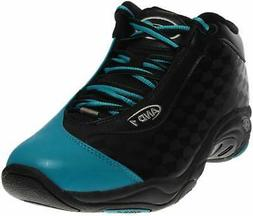 AND1 Tai Chi Mid  Casual Basketball  Shoes Black Mens - Size